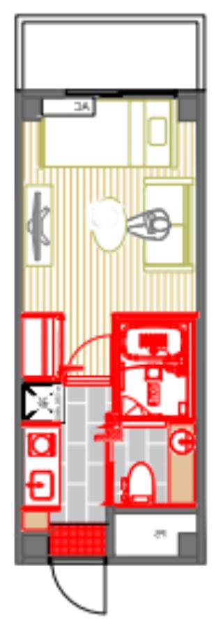 2019年4月中のお申し込みで家賃3,000円減額キャンペーンを実施中。さらに無印良品カタログ内から5万円分の家具・家電プレゼント!お部屋探し中の方は急いでご連絡を。