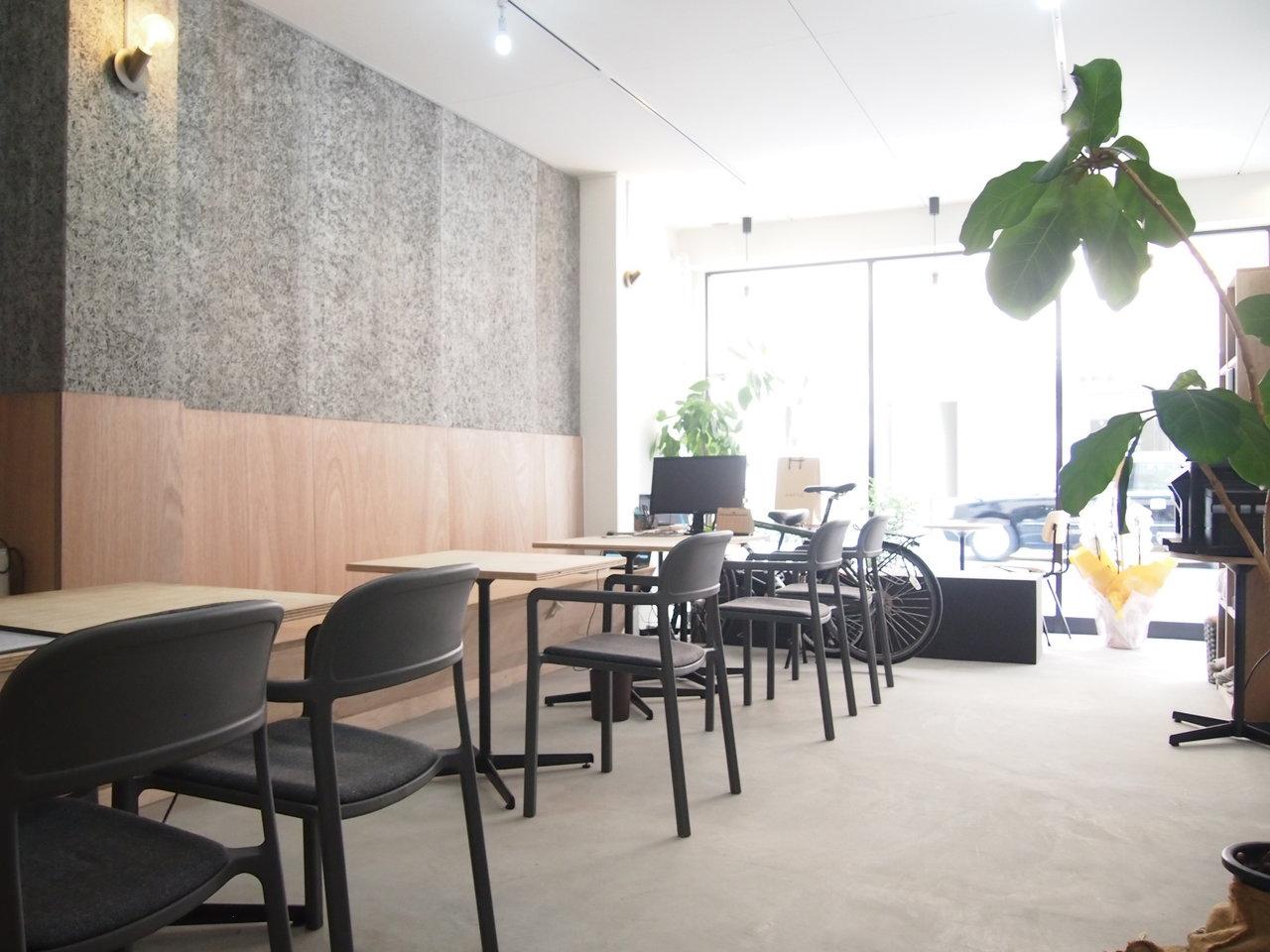 こちらはおかげさまで、満室スタートとなりました、大阪本町のシェアオフィスです。goodroom大阪店も、実は入居しています。