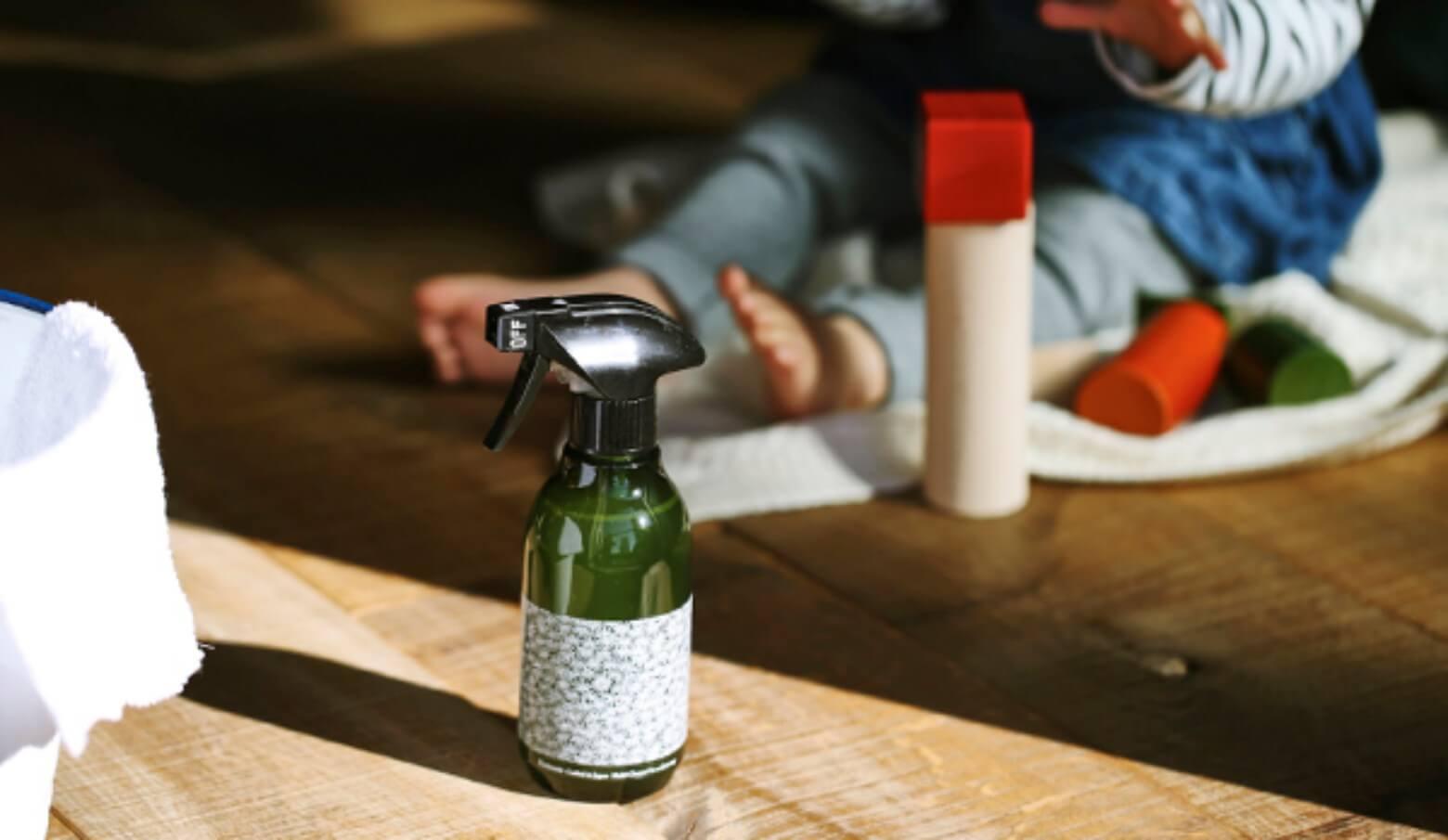 洗浄成分はヤシ油由来のみだから、手肌にも優しい。