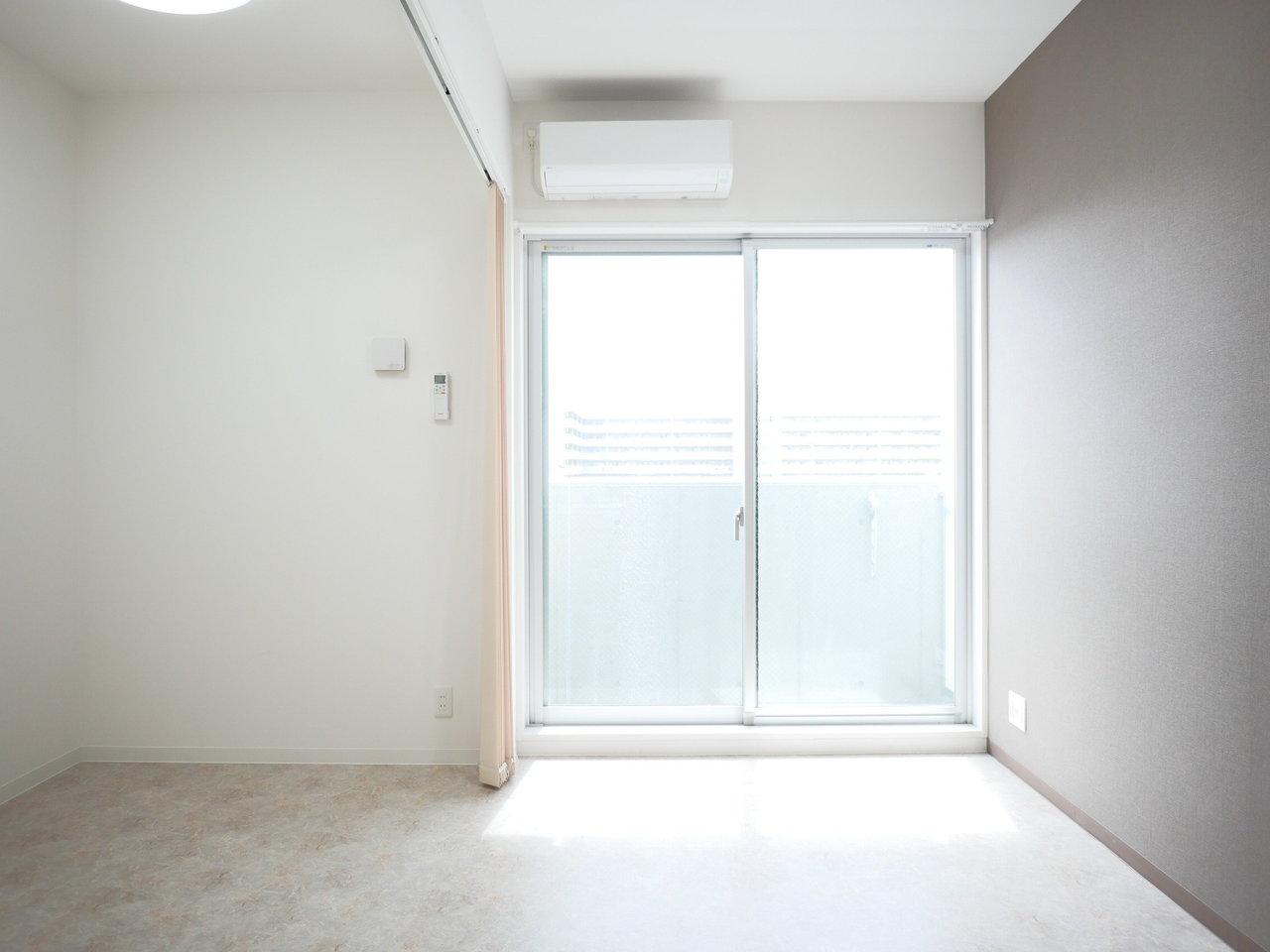 続いては、とっても個性的な日比野駅周辺のお部屋。ここは少し変わったお部屋なんです。
