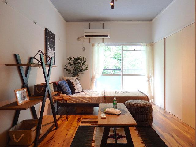 古き良き、リノベを愛したい。名古屋市「自由ヶ丘」エリアのお部屋まとめ。