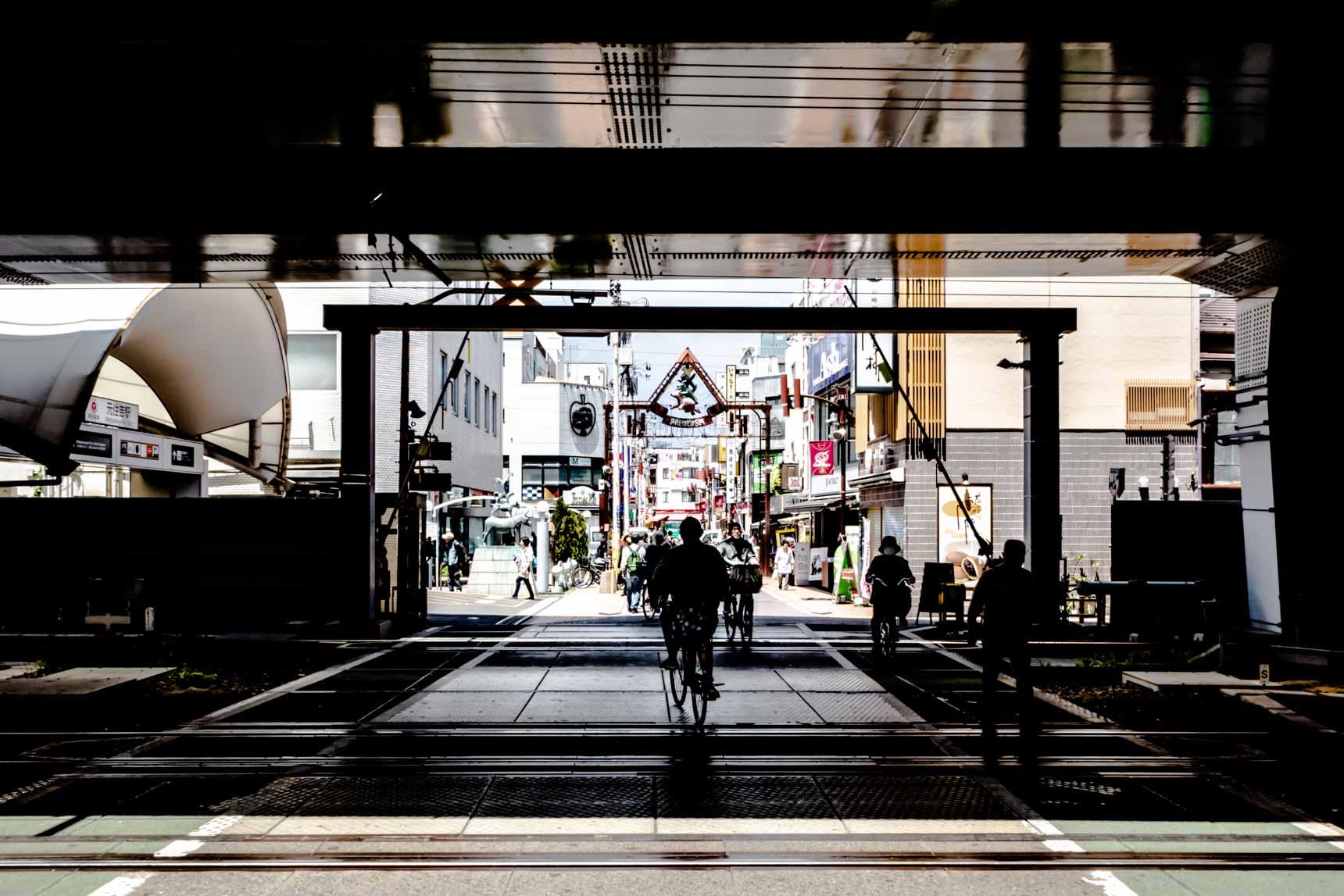 「ここはシティとカントリーの交差点」 川崎市中原区 元住吉