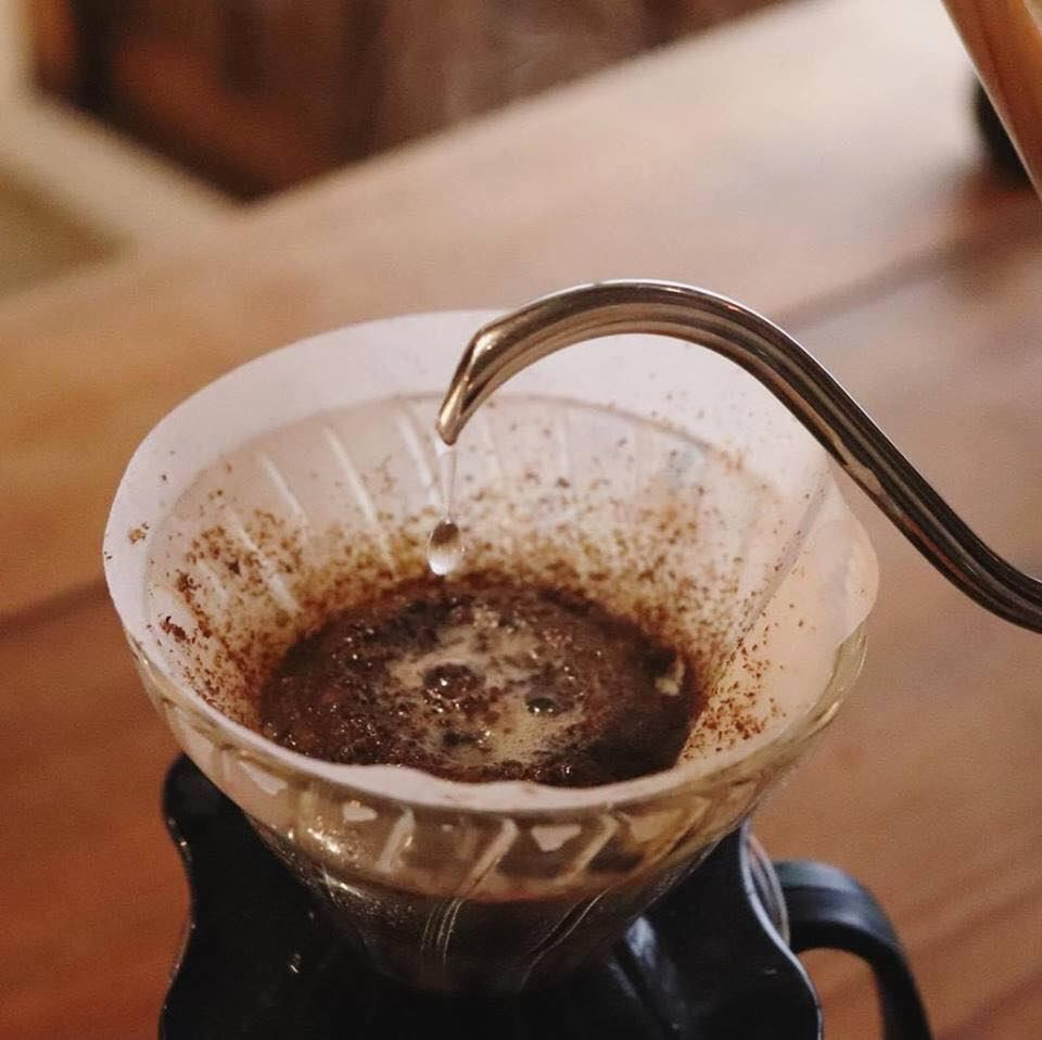 Mong Chang Coffee: 横須賀のロースター、tsukikoyaで丁寧に焙煎された上質なスペシャルティーコーヒーを使用。