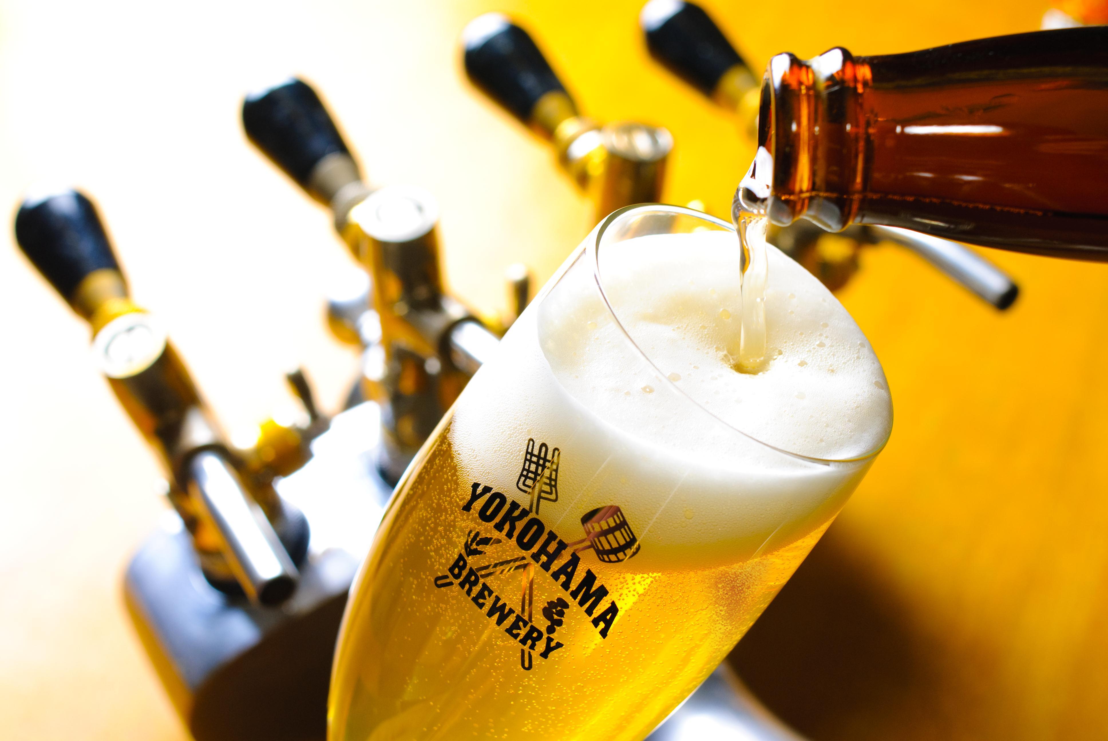 ビール×アート×音楽の世界に酔いしれる週末を。―横浜『YOKOHAMA BEER CRAFT FUSION』開催