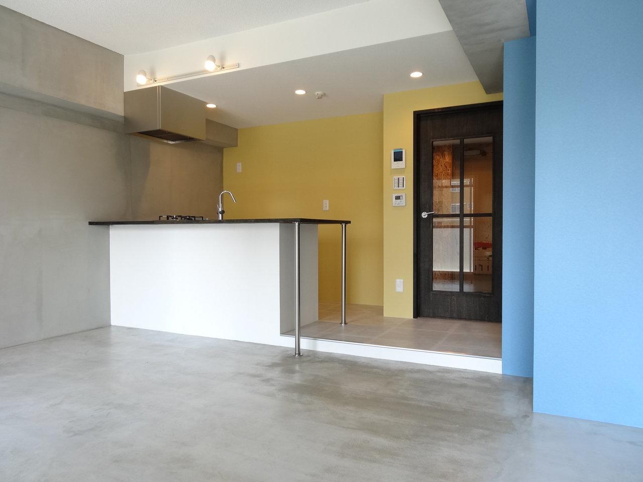 リノベ&デザイナーズは「壁」に注目。福岡、こだわりの「壁」がある部屋まとめ