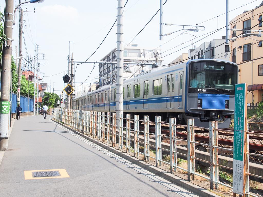 学生時代から家族ができても。江古田は、ずっと住み続けたいと思える街でした。
