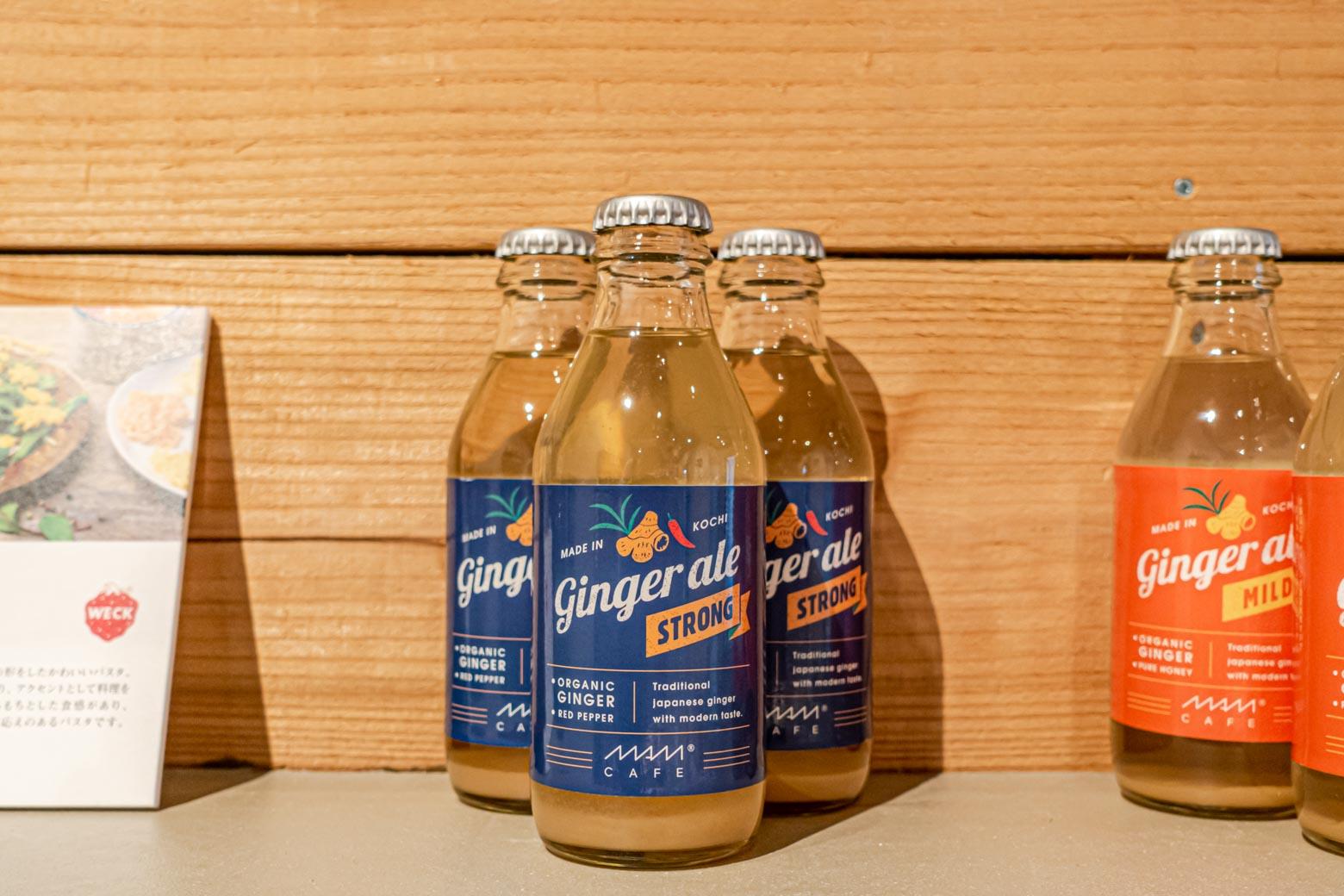 〈ジンジャーエール界でもトップクラスの辛口〉というコピーに惹かれ、ジンジャーエールを購入。どんな味がするのか、飲むのが楽しみです。