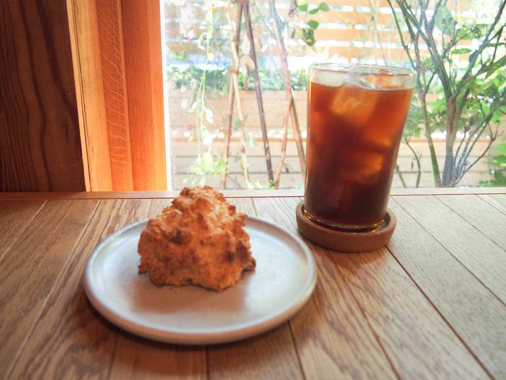 アメリカ・ポートランドから直輸入した豆でつくられたコーヒー。アイスでも美味しい。