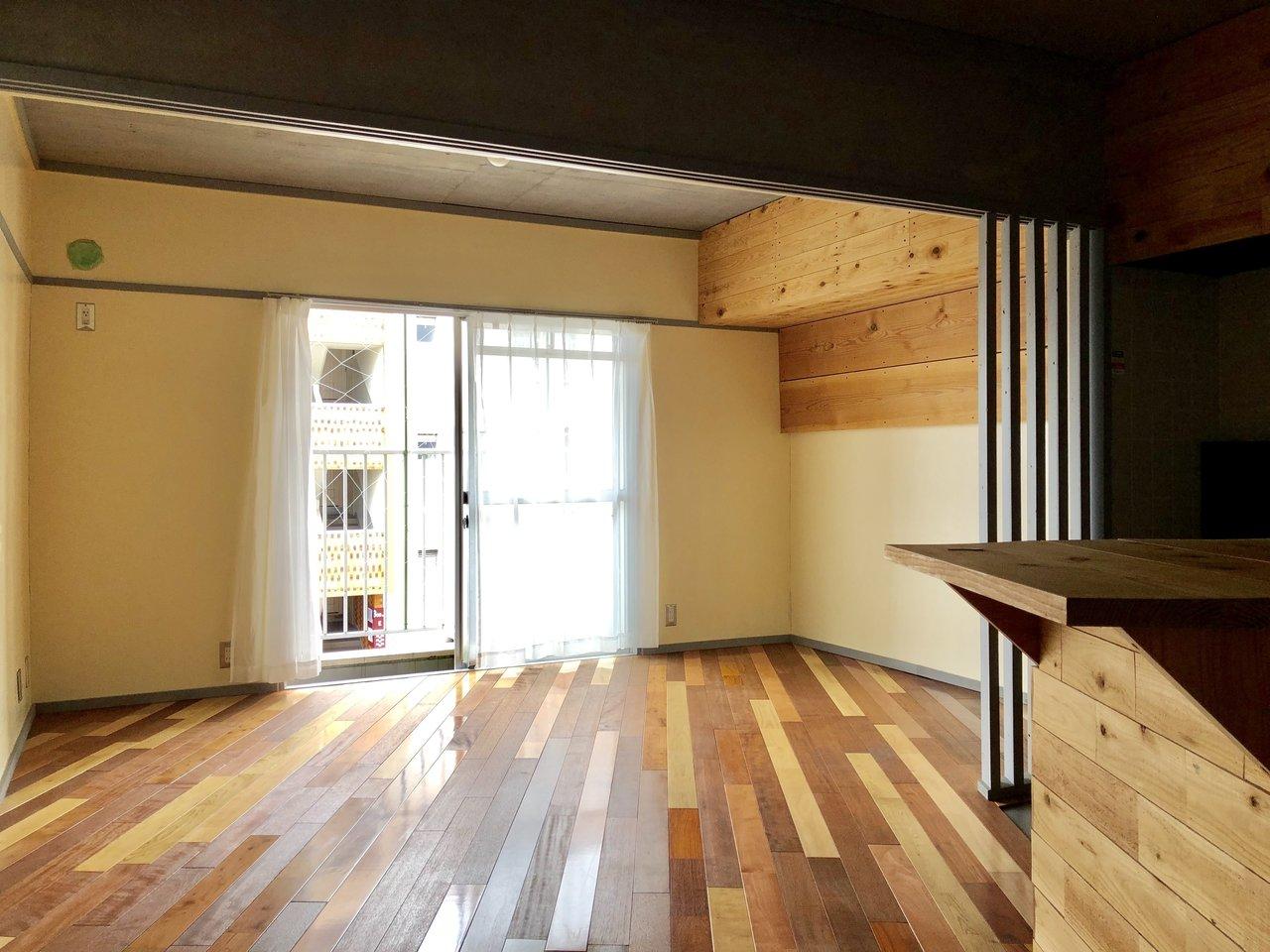 個性的な部屋に住みたい!デザインのある「床」が特徴のお部屋まとめ