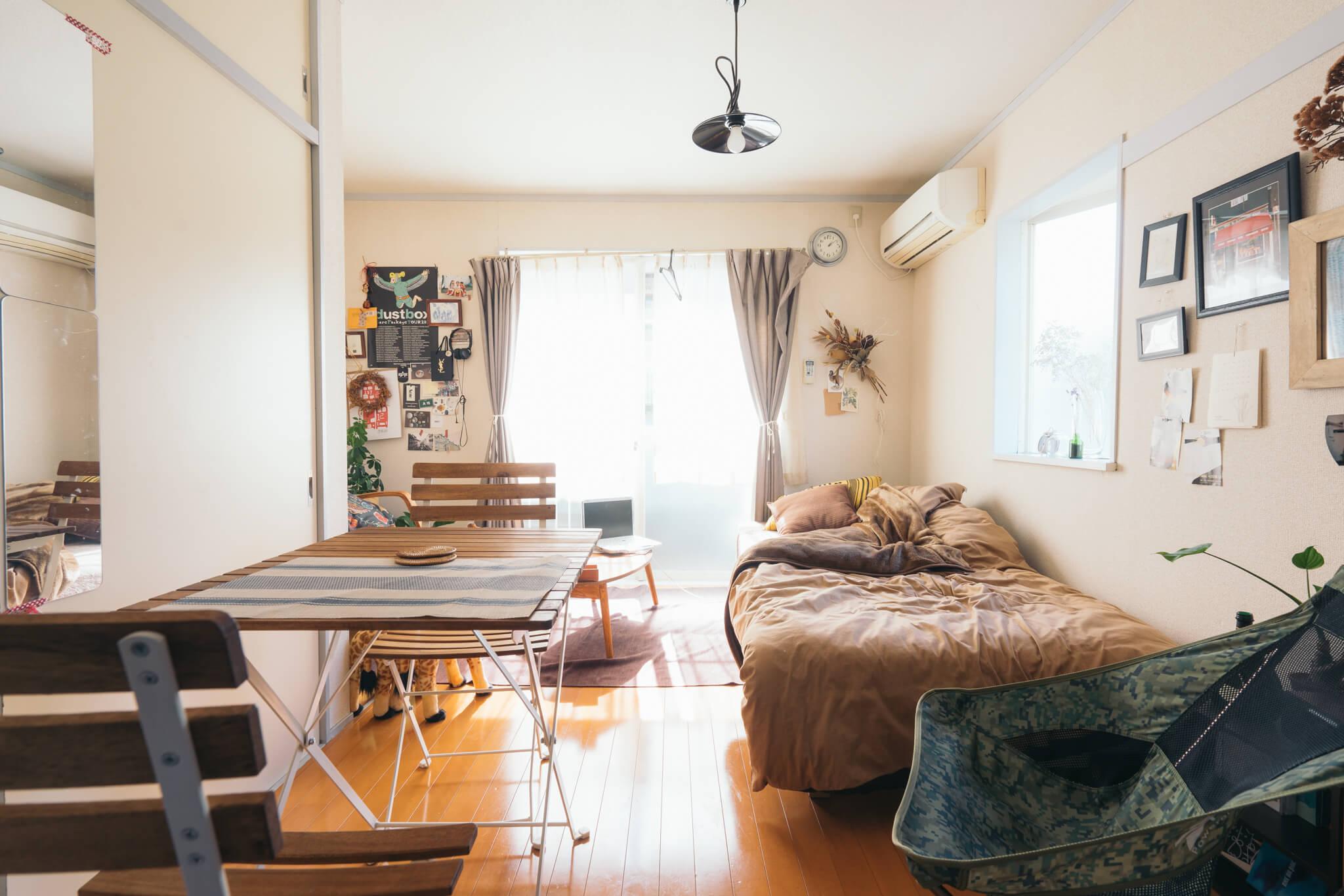 一人暮らしの家具って、何が必要? みんなの部屋をのぞいてみ ...