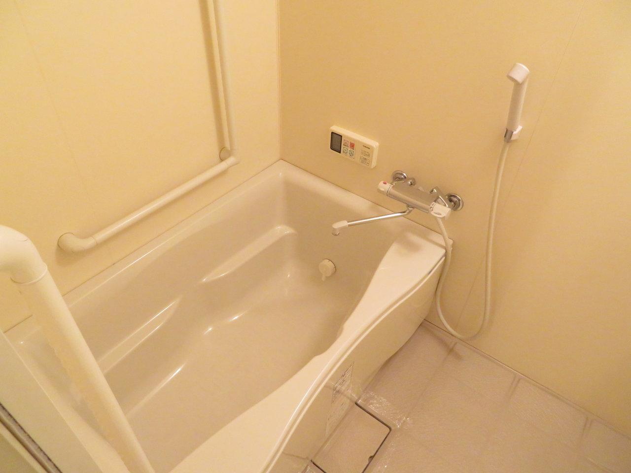 お風呂や洗面台など、水回りの設備がしっかりしているのもいいですね。