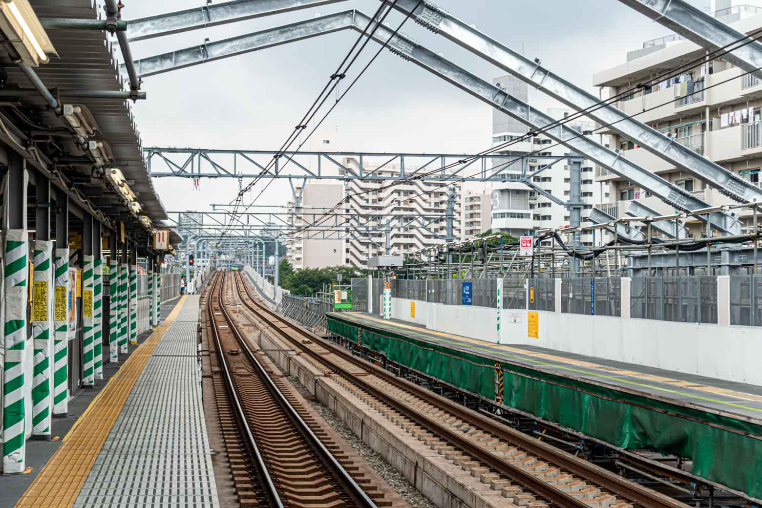 JR直通線計画で盛り上がっている相鉄線。都心への移動が便利になるということで沿線の駅が注目されていますが、駅員さんによると、もともと横浜に近い天王町駅はあまり変化はないとのこと。