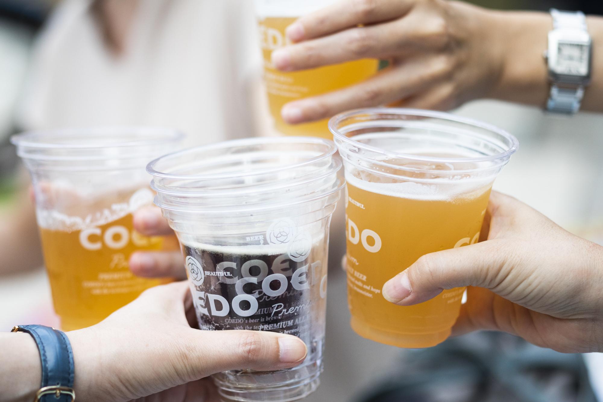 秋の味覚とビールを味わおう―川越「コエドビール祭 2019」開催