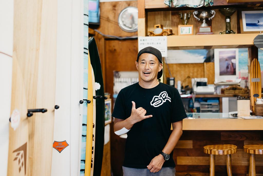 塩坂さんが「初心者でも初日で99%が立てるようになりますよ」というだけあって、その確かな指導技術に、満足度が高いと評判のお店です。