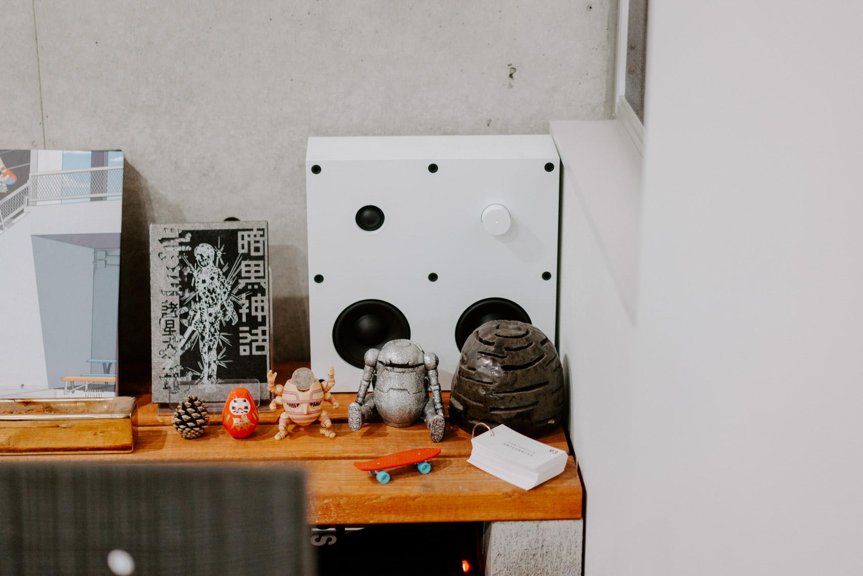 このカタチ、おもしろい。IKEA のBluetoothスピーカー「ENEBY」