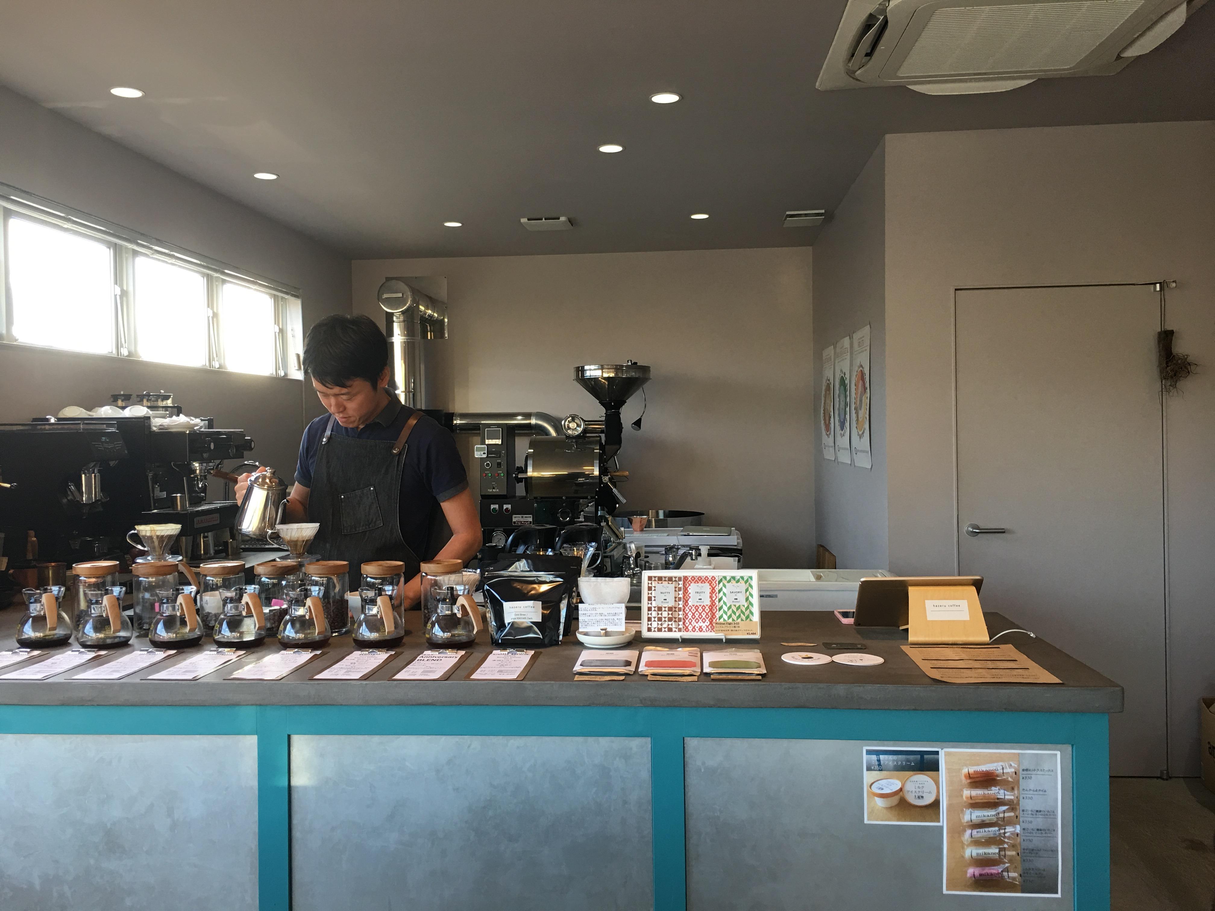 11月3日(日)12時~:Discover2019 優勝記念 hazeru coffeeが考える美味しいコーヒーとは