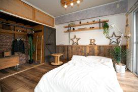 こんなお部屋を待っていた!『千島団地』のプチDIY住宅で自分好みの部屋をつくりませんか