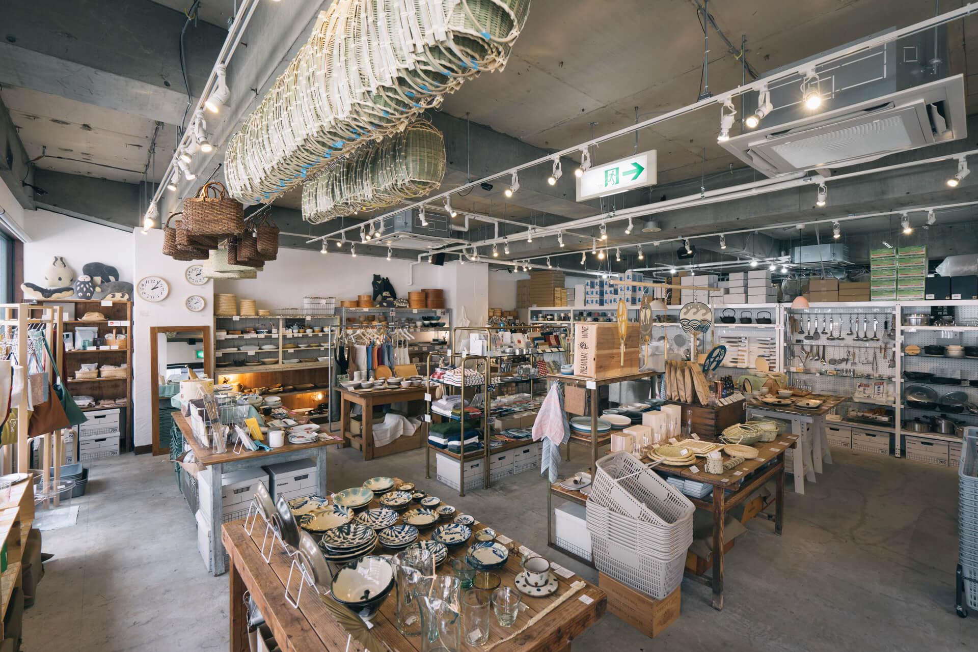 ちゃんとしたキッチン雑貨が欲しいと思ったら、まずここ、「cotogoto」へ。