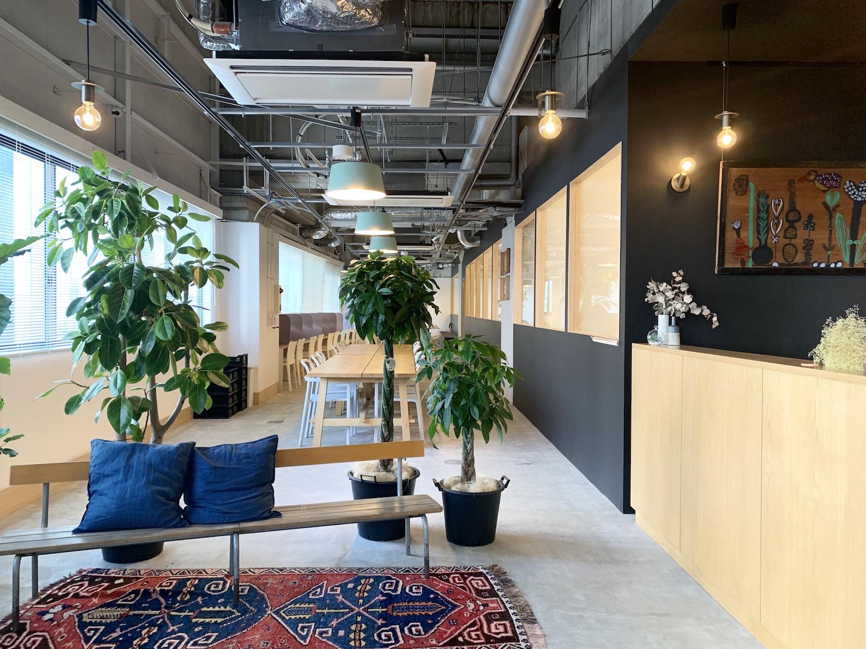 「快適空間」にこだわった福岡のおしゃれなシェアオフィス&コワーキングスペース 4選