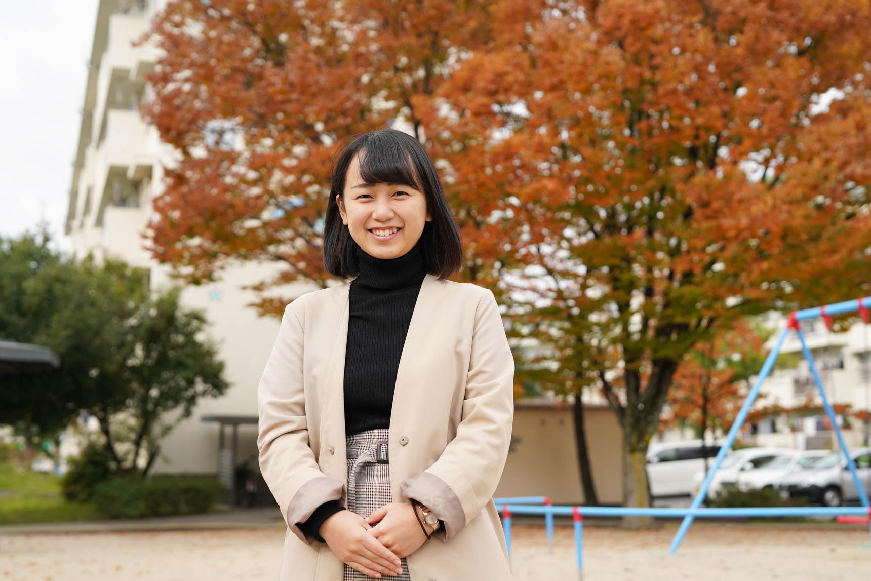 ご案内いただいたのは、UR都市機構の大澤さんです。