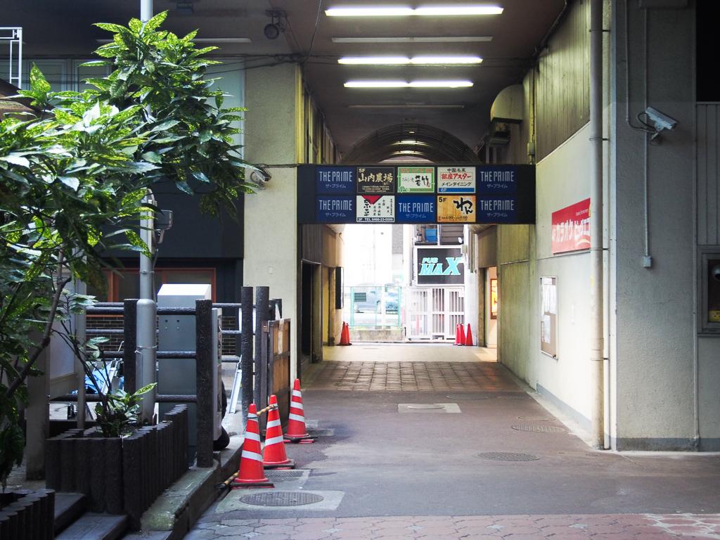 古くから藤沢駅の近くで飲食店群を束ねる、フジサワ名店ビルには、現在でもチェーン店の居酒屋から、個人経営のお店がぎっしりつまっています。夜にはサラリーマンの方でいっぱいだそう。