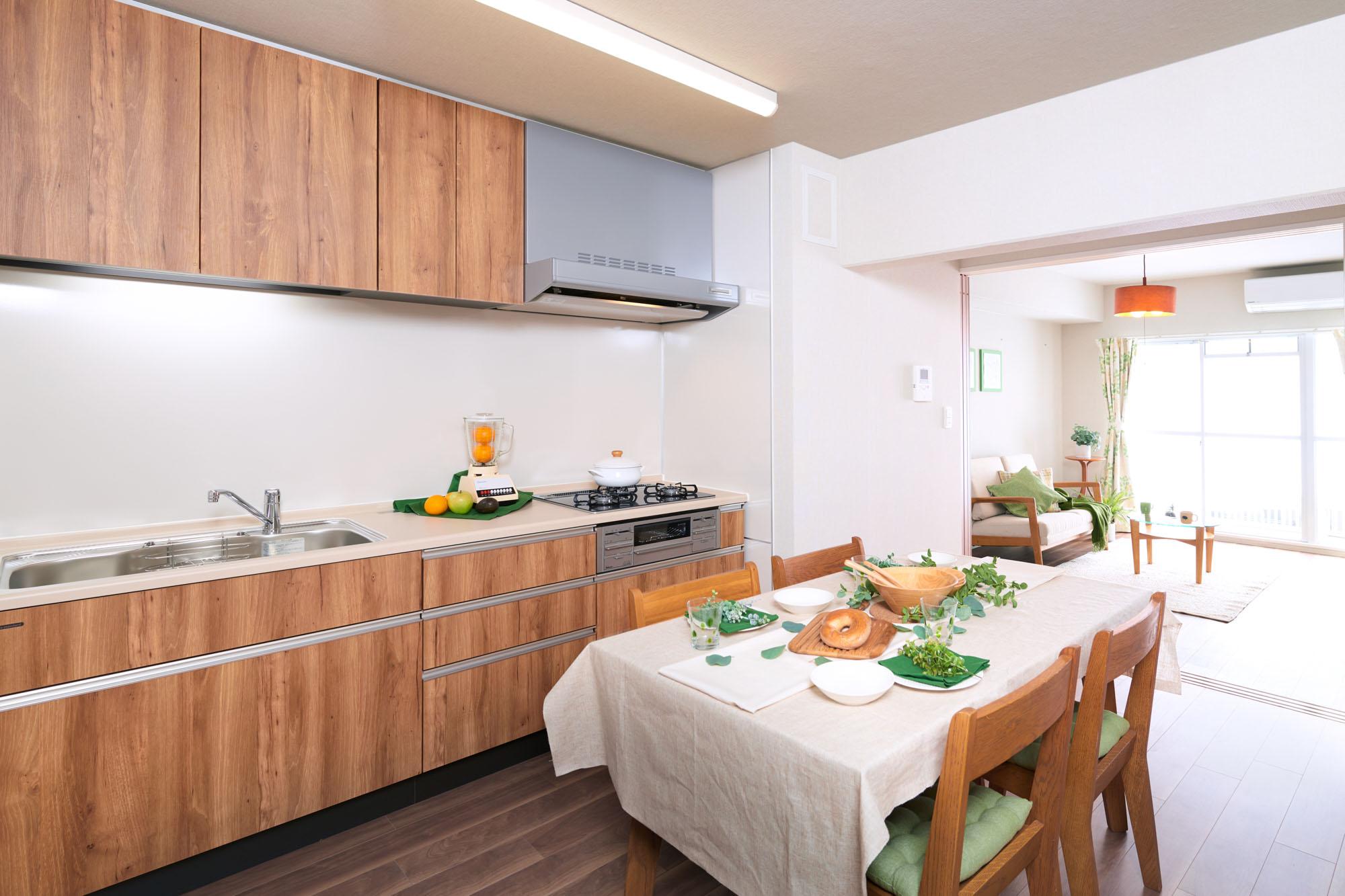 成城学園前ではじめる、ちょっと良い暮らし。UR賃貸住宅「成城通りパークウエスト」を拝見してきました