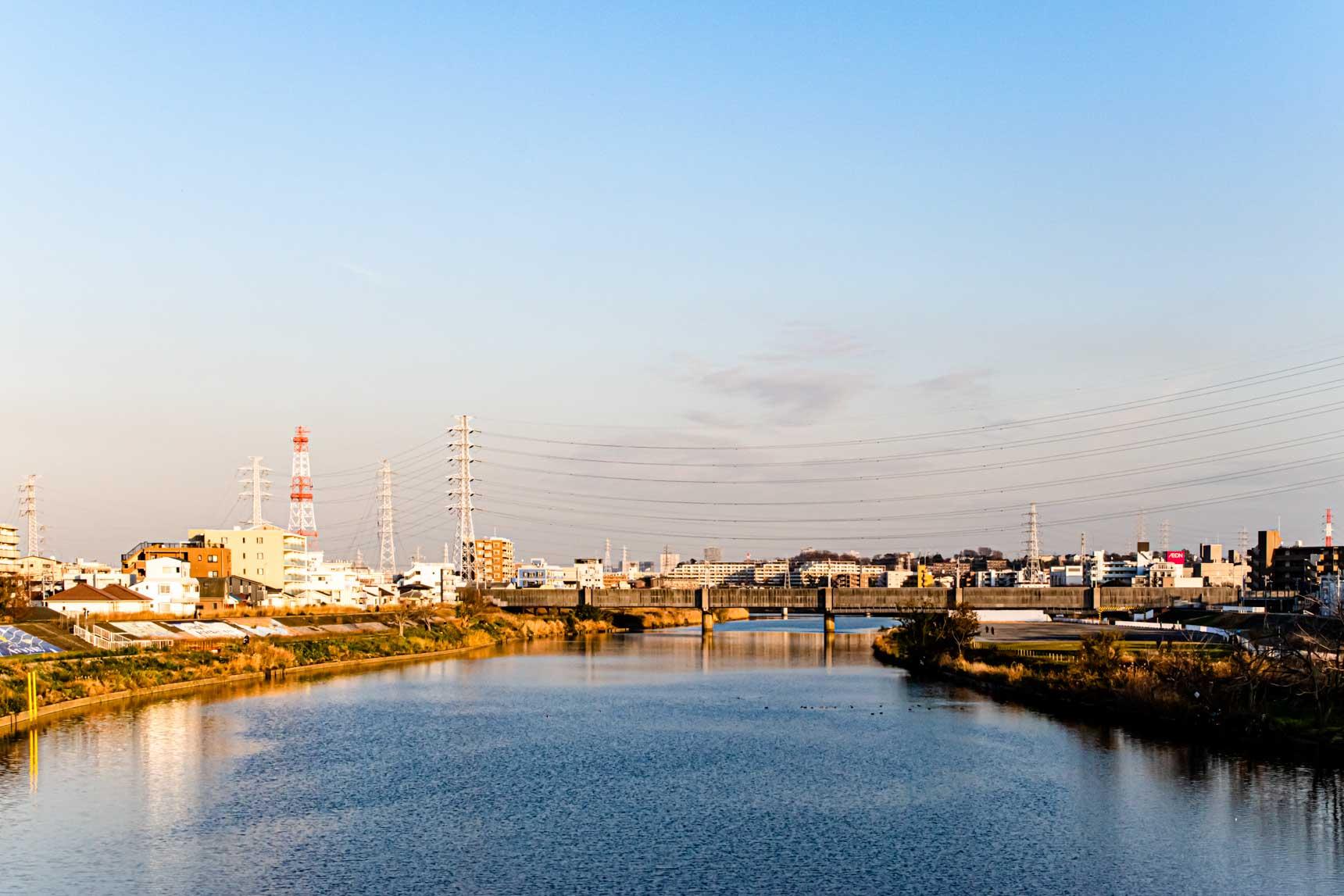 「深呼吸をしよう」 横浜市港北区 綱島
