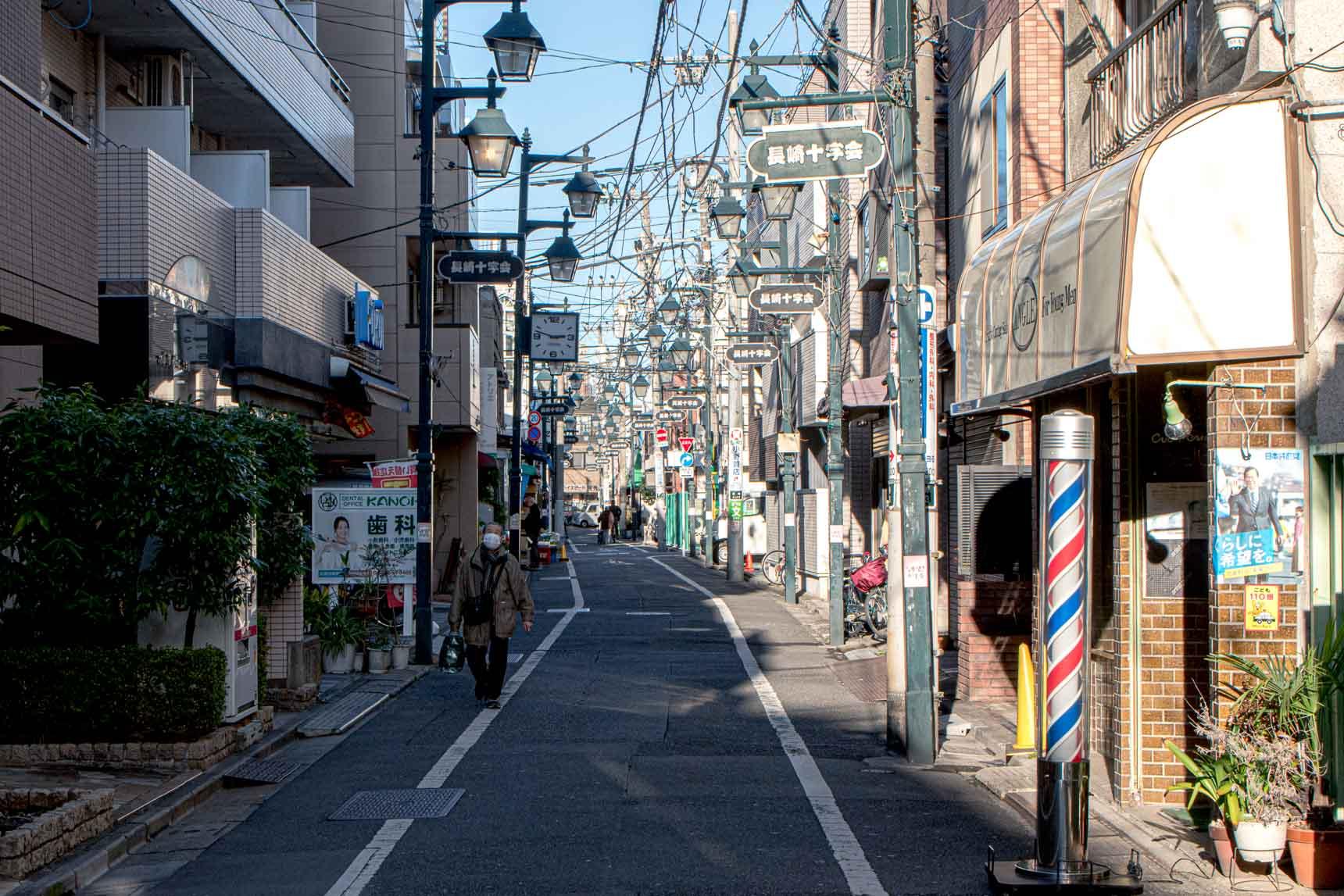 「どこにでもあるようで、どこにもない」 東長崎