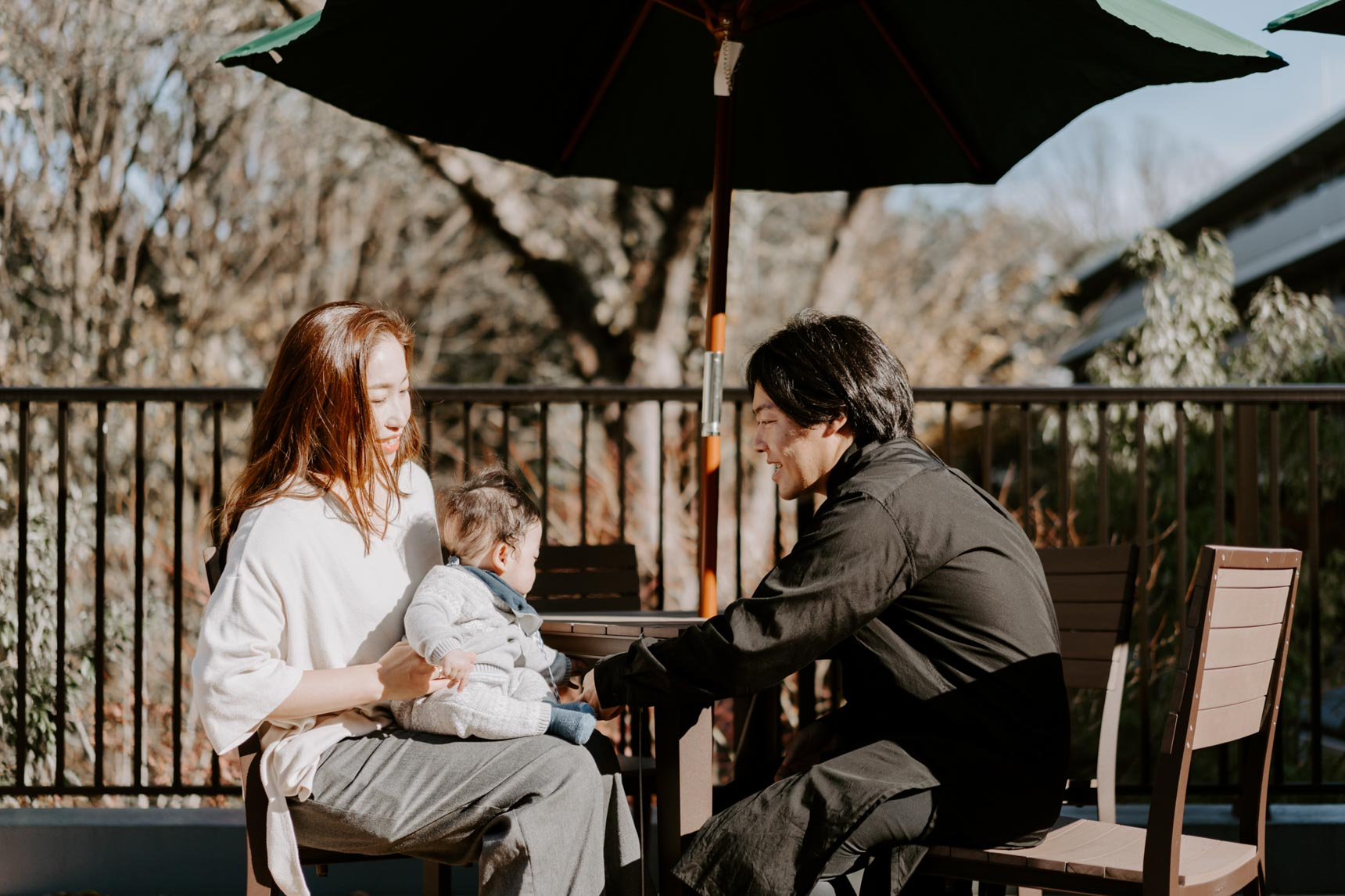 子育てを考える世代にとって、部屋探しで一番大切なことってなに?プライムメゾン江古田の杜で「これからの子育て&賃貸」について、みんなでトークしました。