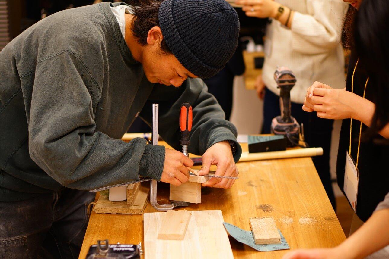 「グッドルームの大工さんが教える!小物作りとDIY相談会」を開催します