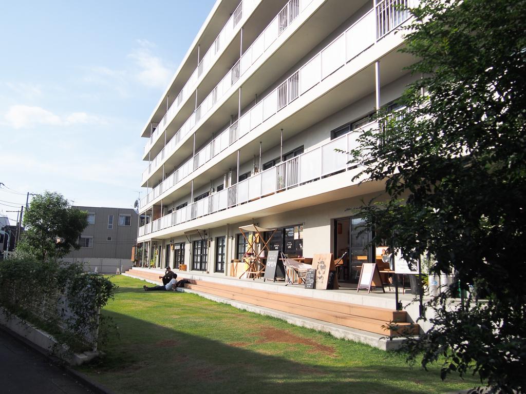 最近誕生したコミュニティスペース「高円寺アパートメント」
