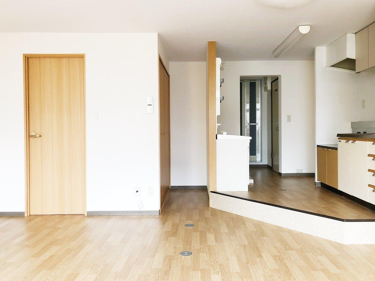 広島駅徒歩9分のアパート。こちらのお部屋、ペットOK!新しい相棒との暮らしを考えている方に最適です。