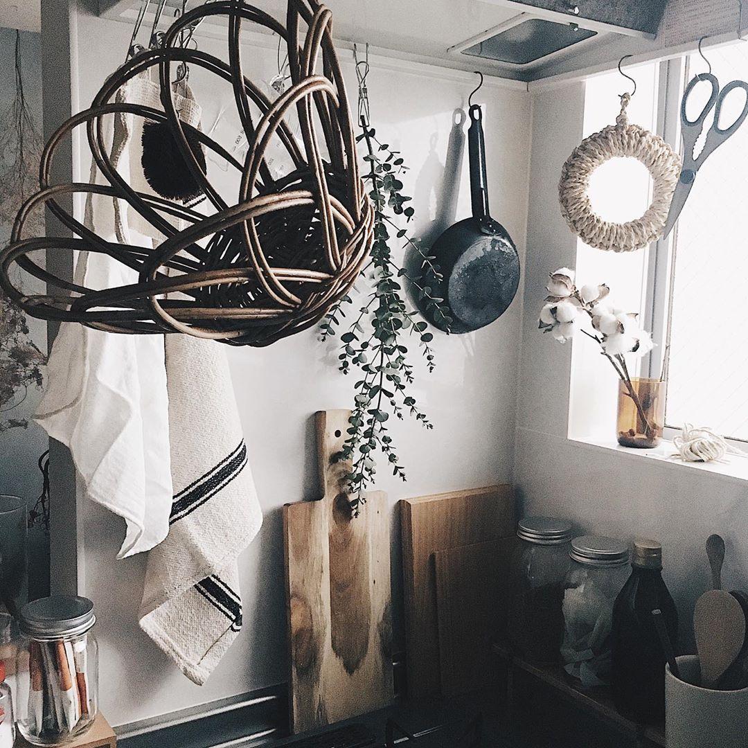 キッチンの雰囲気もとても素敵。