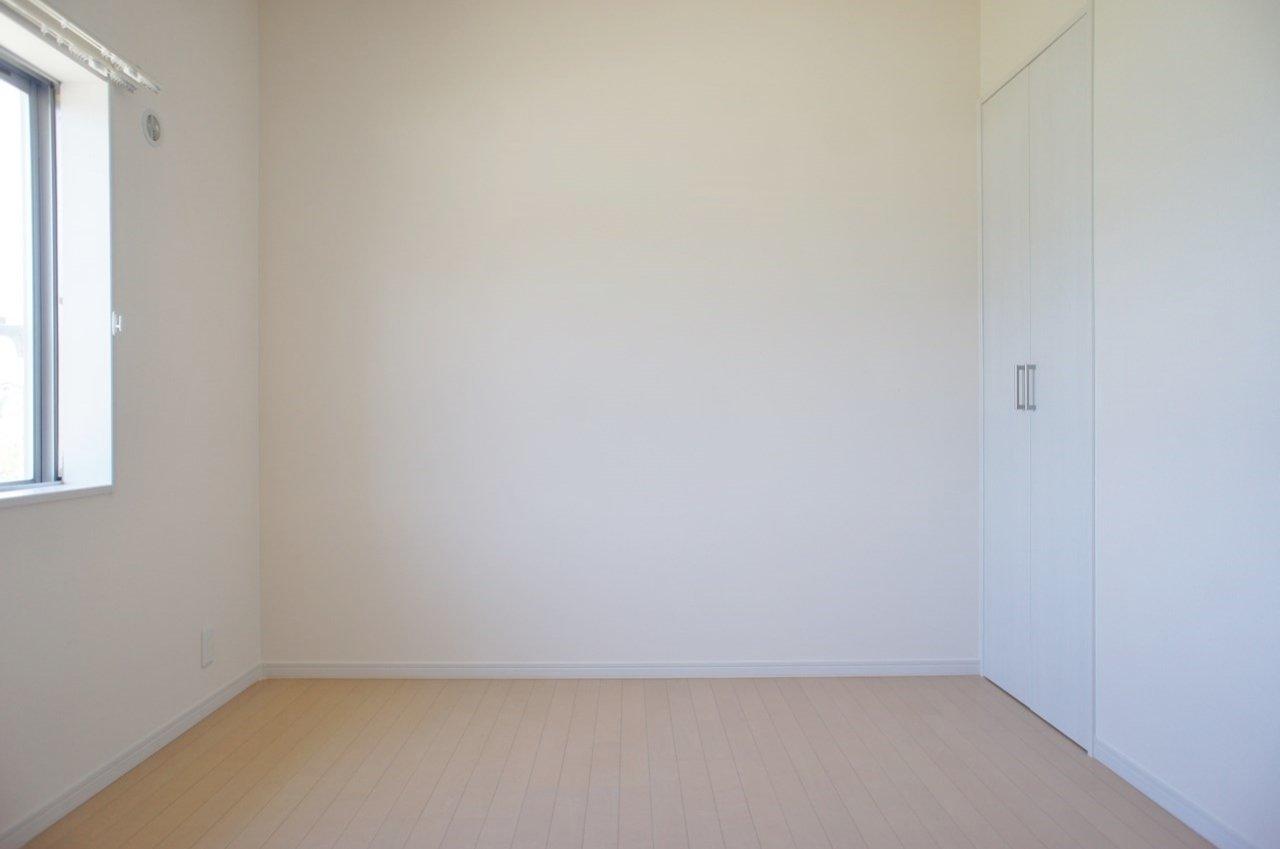 2階には水回りがまとまっています。ほかにも5.8畳・6.3畳の洋室もありますよ。