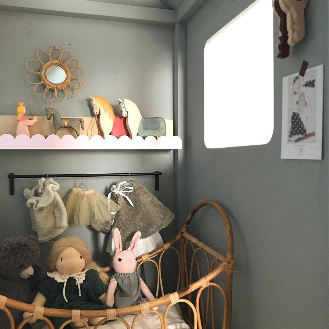 お子さんもお気に入りの場所で、ここでおままごとをしたり、お昼寝したり、楽しんで使われているようです。
