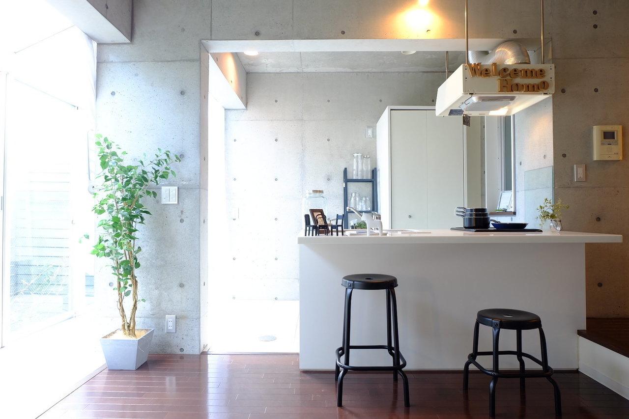 居心地の良いキッチンと暮らしたい。名古屋・キッチンが主役のお部屋まとめ