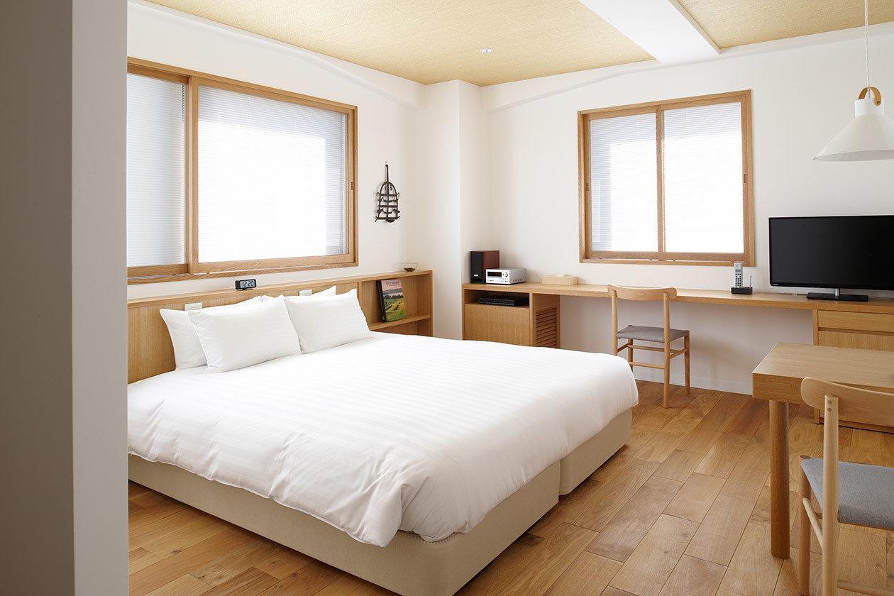 goodroom では6月から定額でライフスタイルホテルにロングステイできるサービス『goodroom ホテルパス』をスタートしました。
