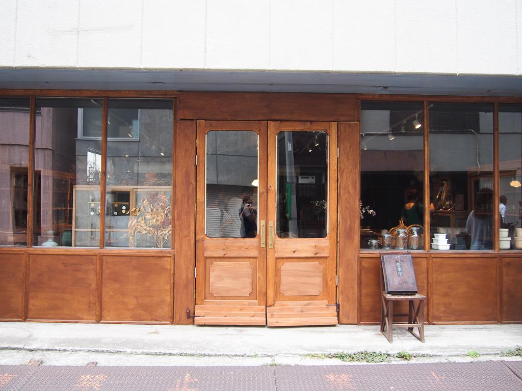 こちらは「道具屋nobori」。丁寧にセレクトされた食器や料理の道具などを扱うお店もたくさん。