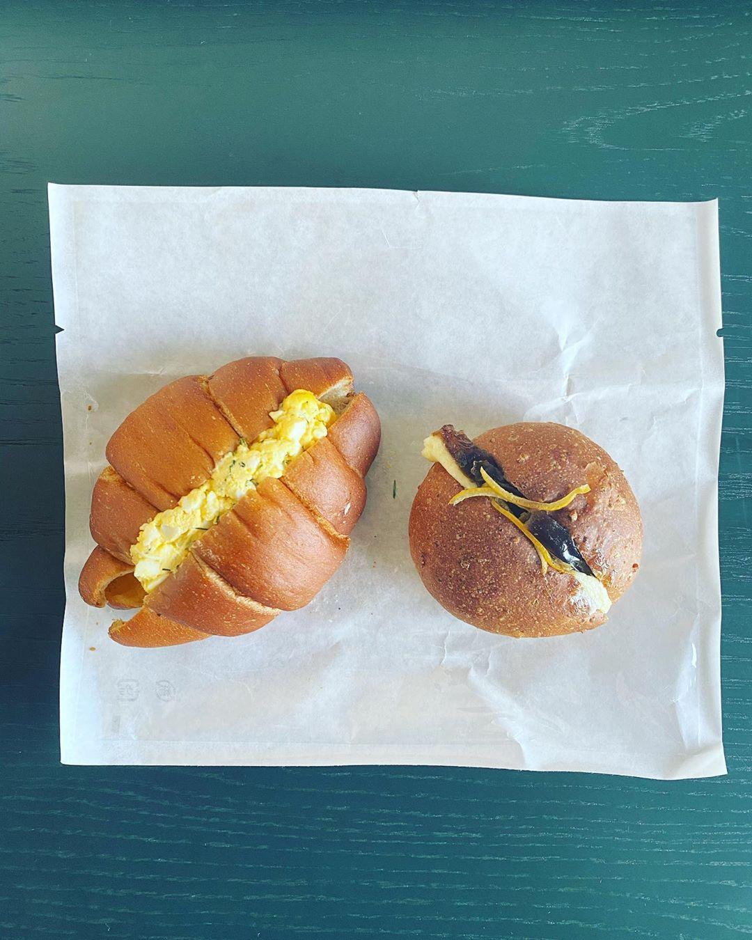 「近所にあったら毎日でも買いに来たい!」ほどマロさんがお気に入りのパン屋さん「BEAVER BREAD」