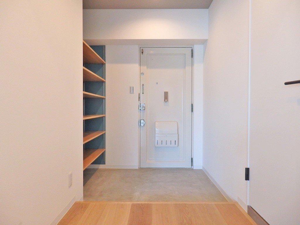 玄関が、ひろーくゆったり使えるのもうれしいポイントです。