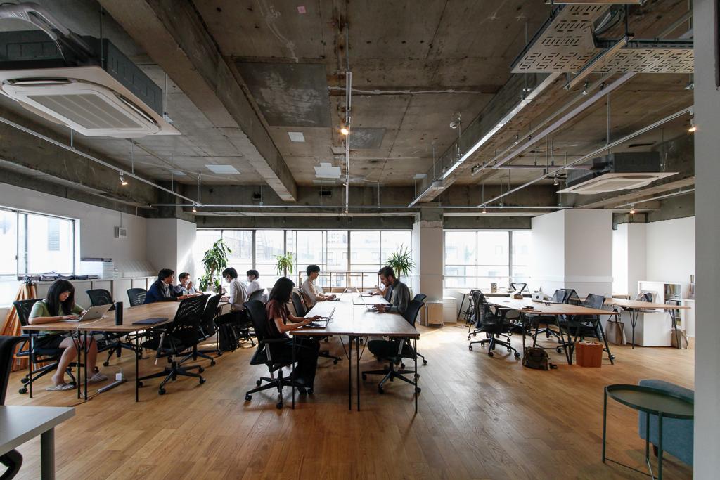 オフィスを、インテリアの力でより快適に。GOODOFFICE北品川のこだわりを聞いてみました!