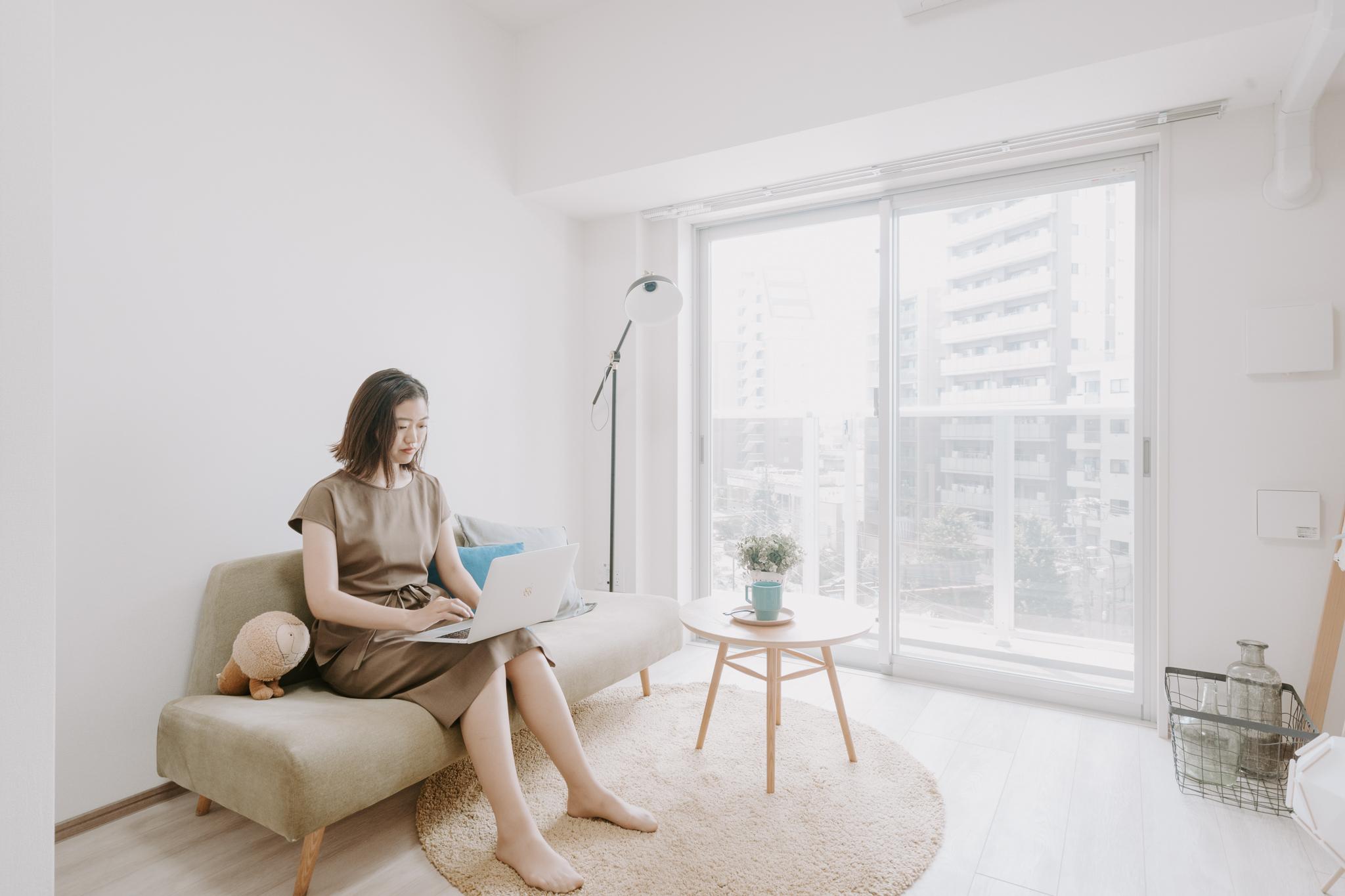 在宅勤務が続く一人暮らしでも安心。新築の「インペリアルフラット武蔵小山」で叶う、商店街のある暮らし