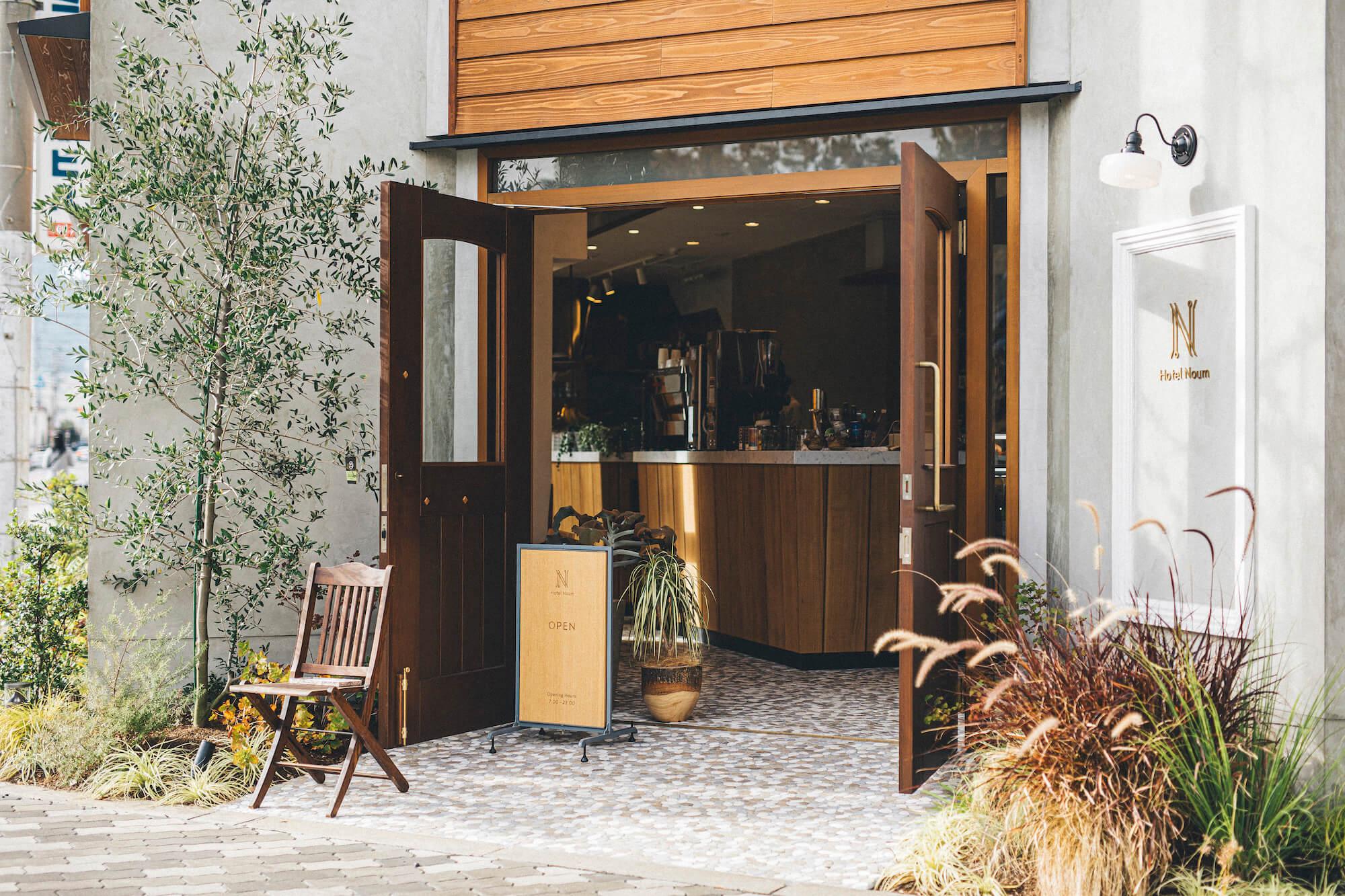 Hotel Noum OSAKA 宿泊レビュー!自宅におしゃれなカフェラウンジがある生活、始めませんか