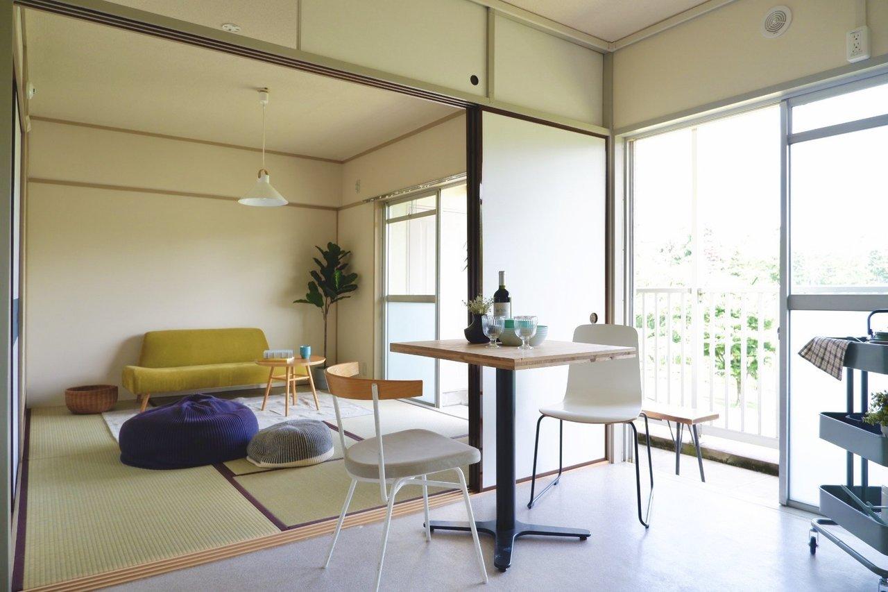 懐かしさと新しさをミックス!東京近郊・団地暮らしを楽しむお部屋まとめ