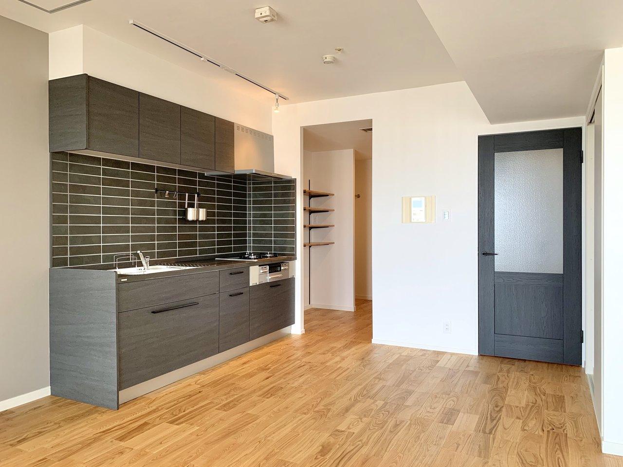 最後は同じくTOMOSのお部屋。3LDK、家族で暮らすのにちょうど良さそうです。