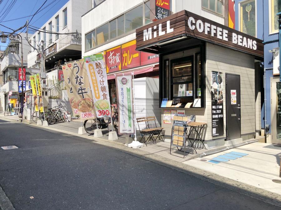 2020年2月にオープンしたばかりのコーヒースタンドショップ。南生田に本店があり、厳選されたコーヒー豆も販売しています。仕事帰りや朝に寄りたくなります。