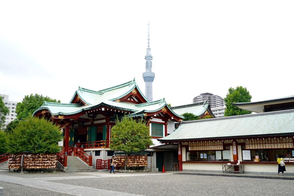 気ままに暮らそう。東京の下町「亀戸」の風情ある街並みを楽しむ