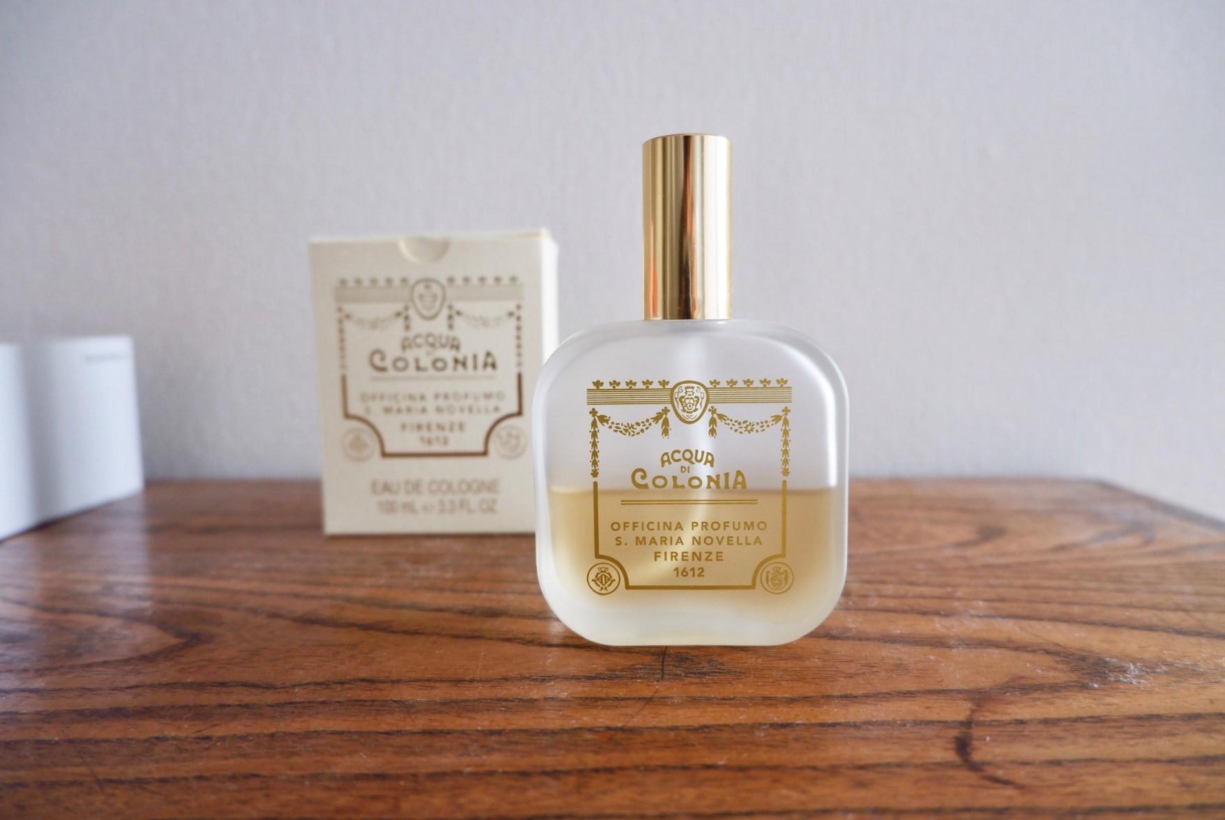 伝統的なポプリの香りに癒されて。サンタ・マリア・ノヴェッラのオーデコロンに恋の予感