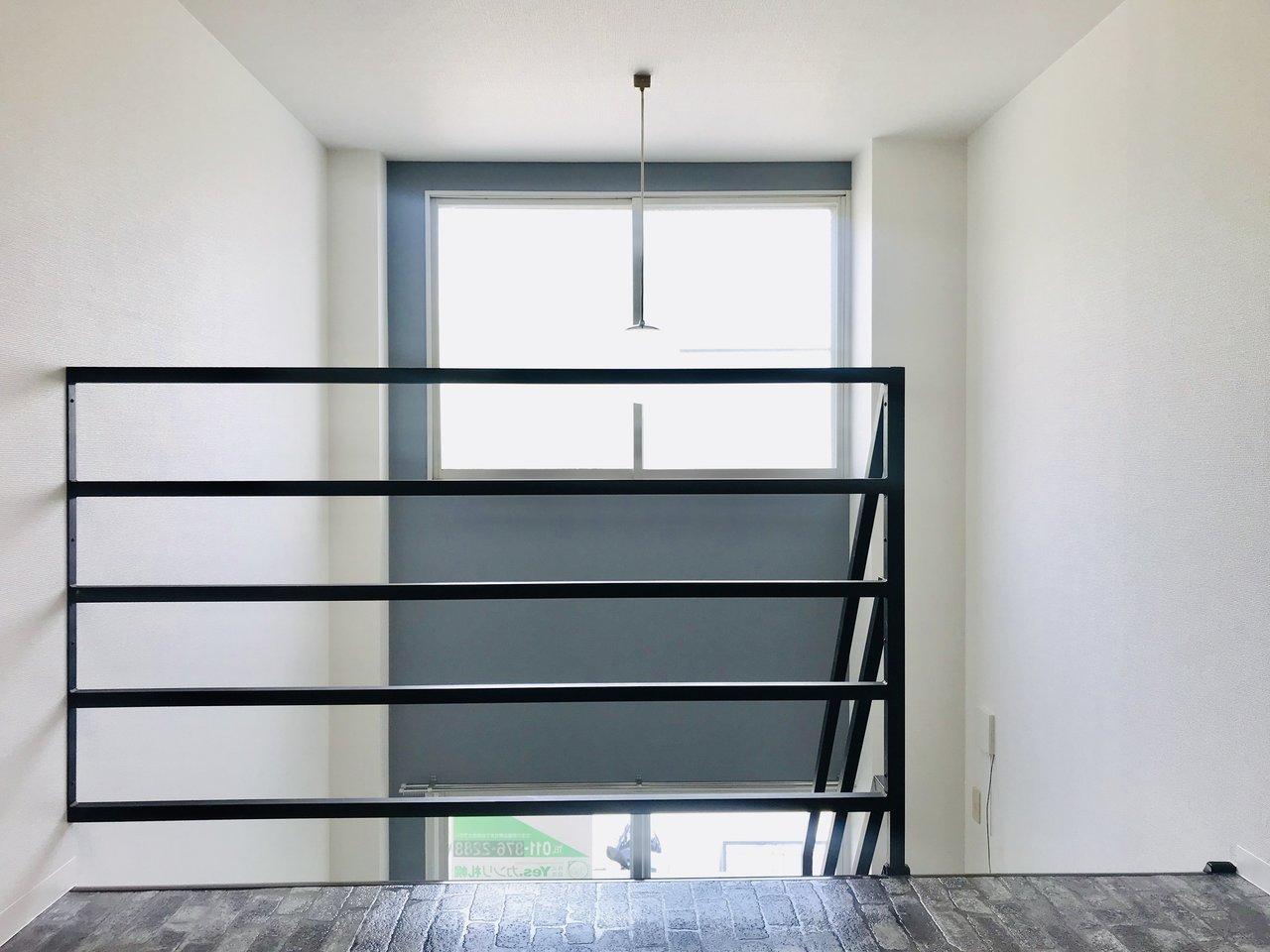 ロフト付き、ということは部屋全体も天井が高いということ。かなり開放的に暮らせそう。