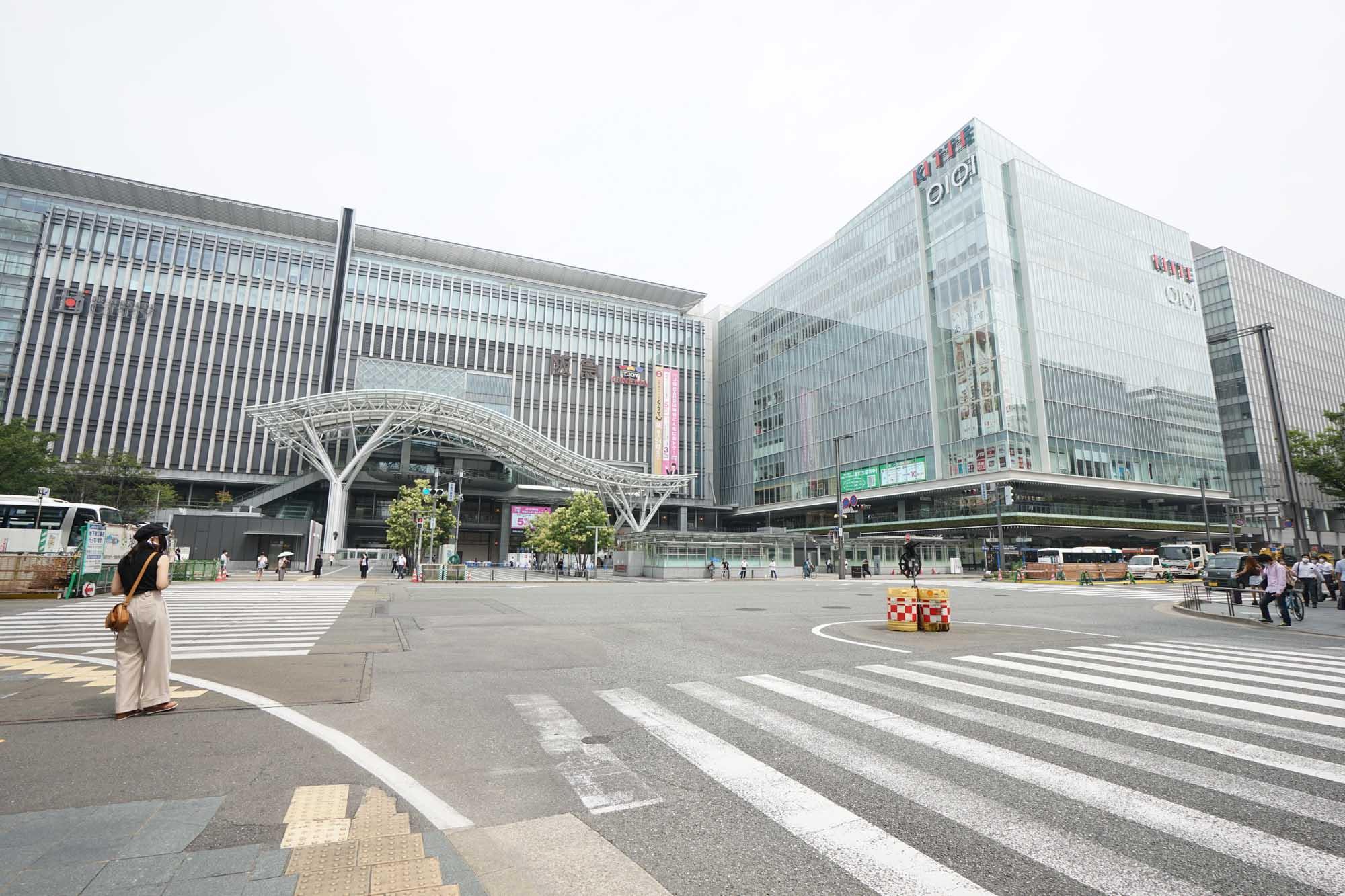そして、駅ビルの中に映画館まで備える博多駅が「最寄り」というのがなんとも頼もしいのです。